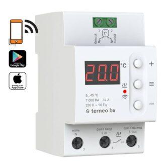 Termostat elektroniczny Termoplaza, Terneo BX WiFi