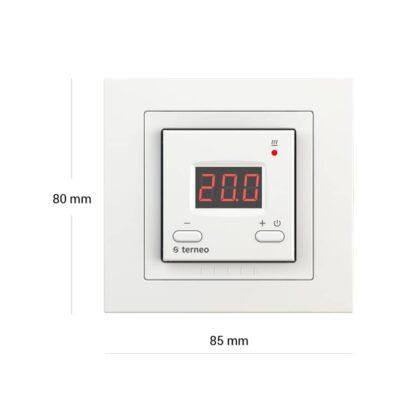 Terneo VT termostat naścienny (16A)