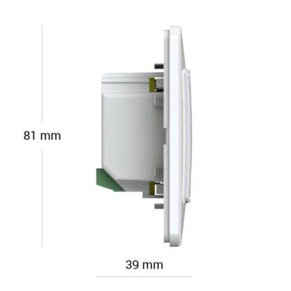 Terneo SX termostat naścienny na WiFi (16A)