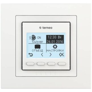 Terneo PRO termostat naścienny (16A)