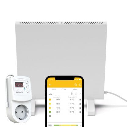 Grzejnik TermoPlaza TP 225 + termostat WiFi