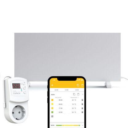 Grzejnik TermoPlaza TP 475 + termostat WiFi